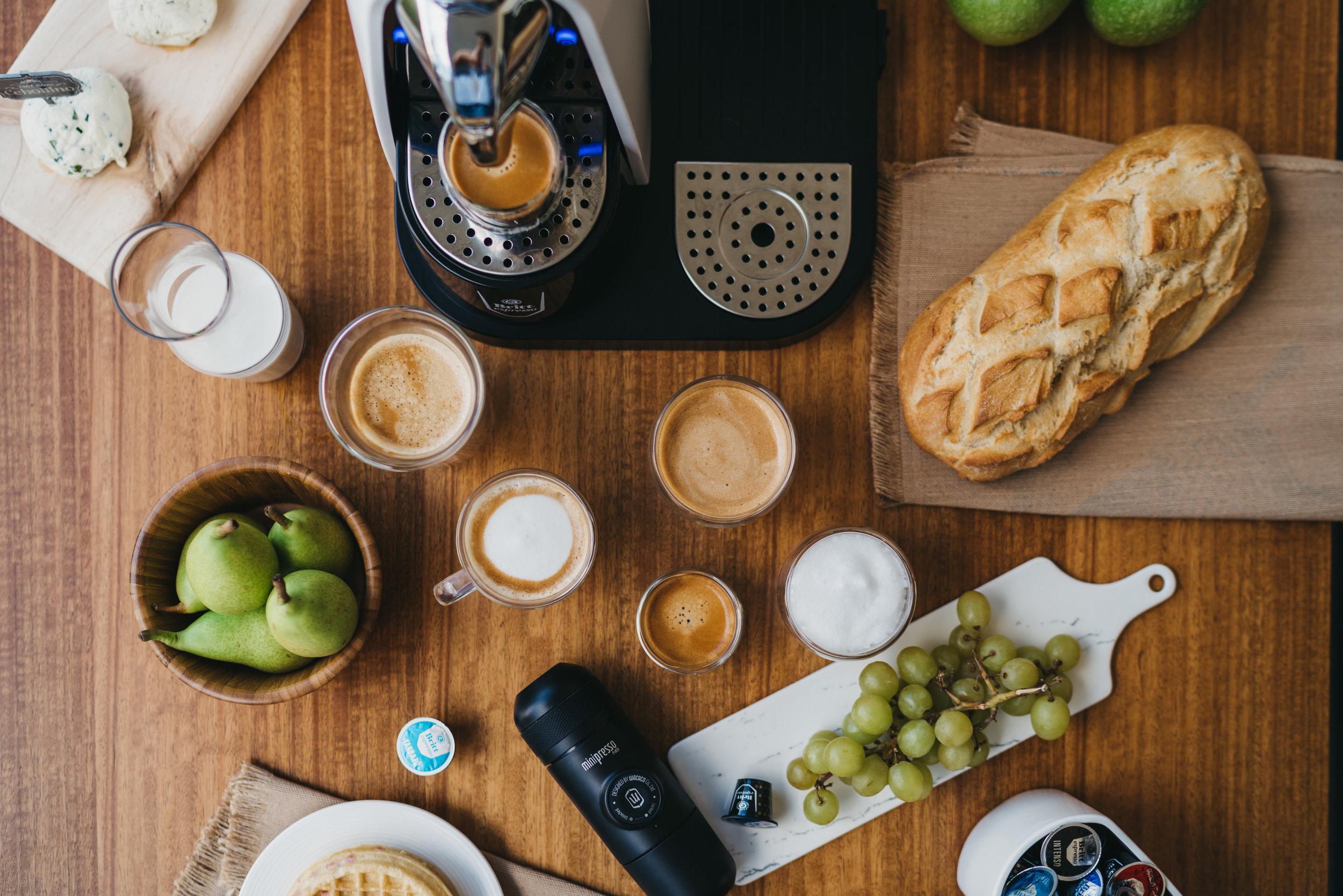 britt espresso