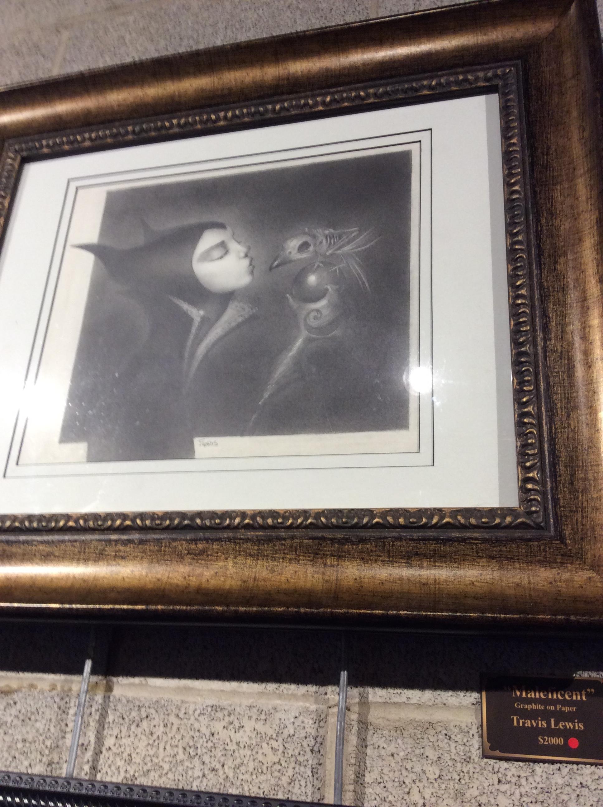 Maleficent  by  Travis Lewis  .