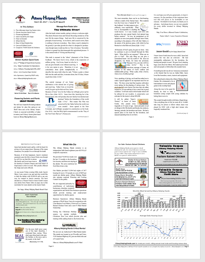 Click image above to view or print newsletter.