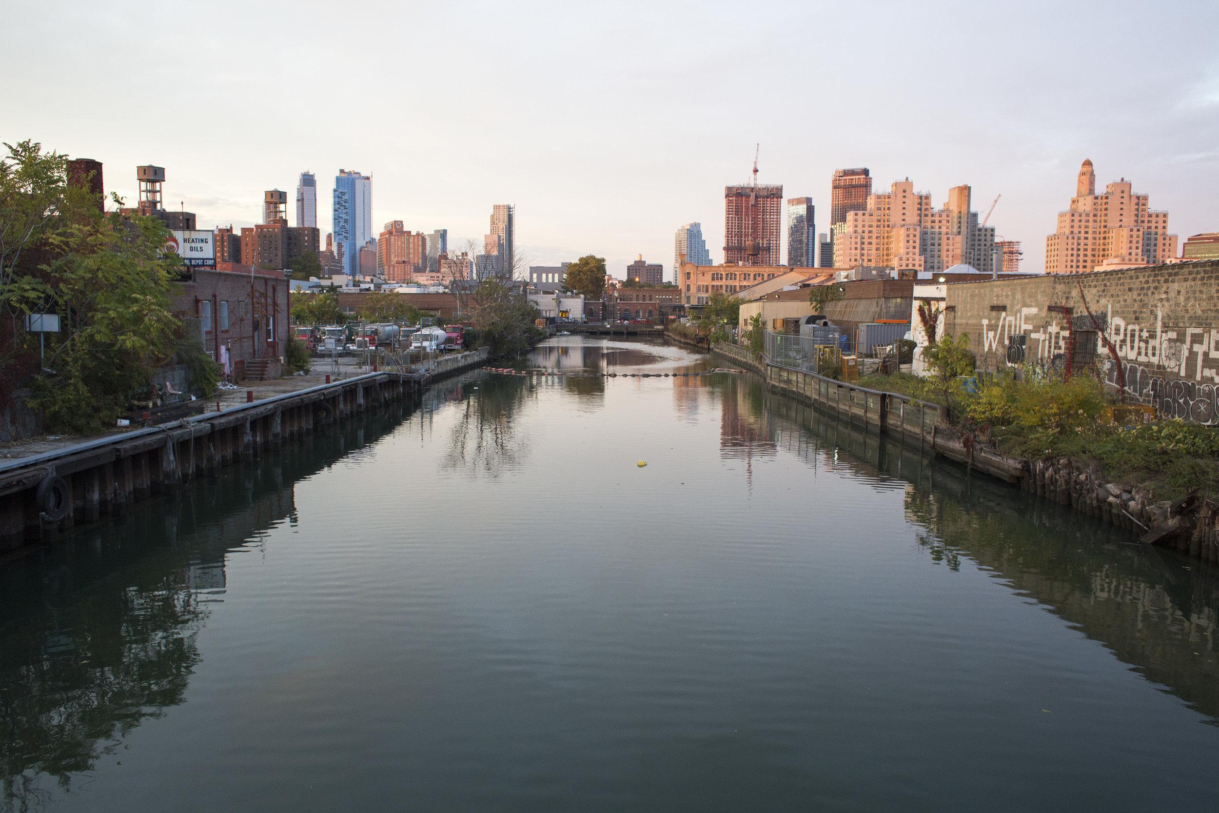 Gowanus Canal -
