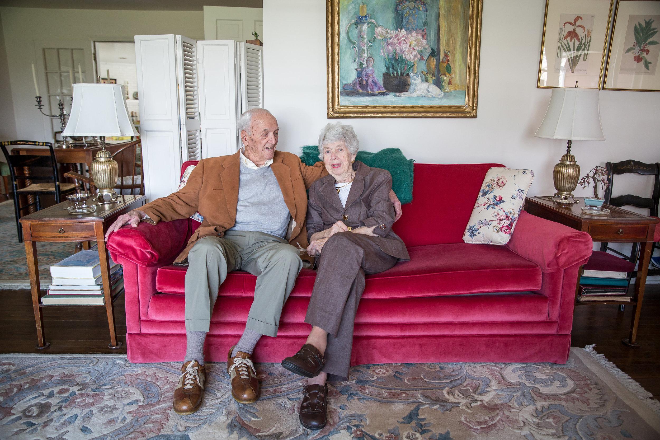 Gordon & Georganne -