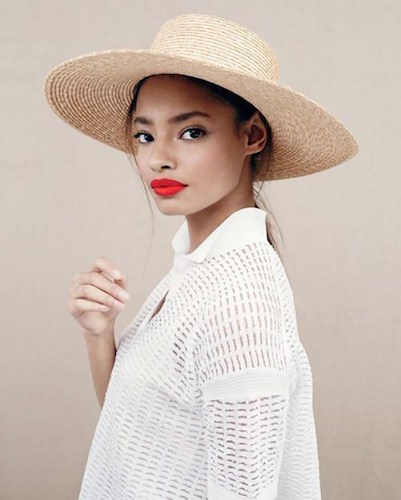 Every Type of Summer Hat You Should Try…Like Yesterday!  (MadameNoire)