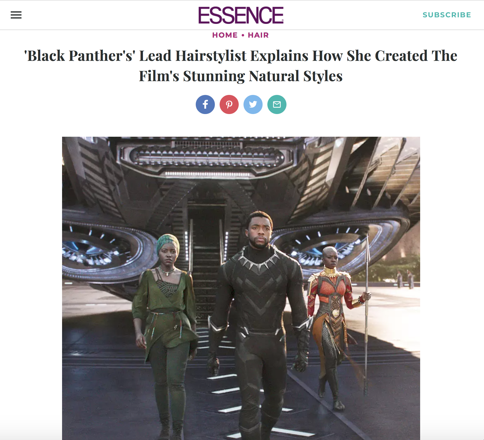 Essence - Black Panther Hairstylish, Camille Friend, Interview.png