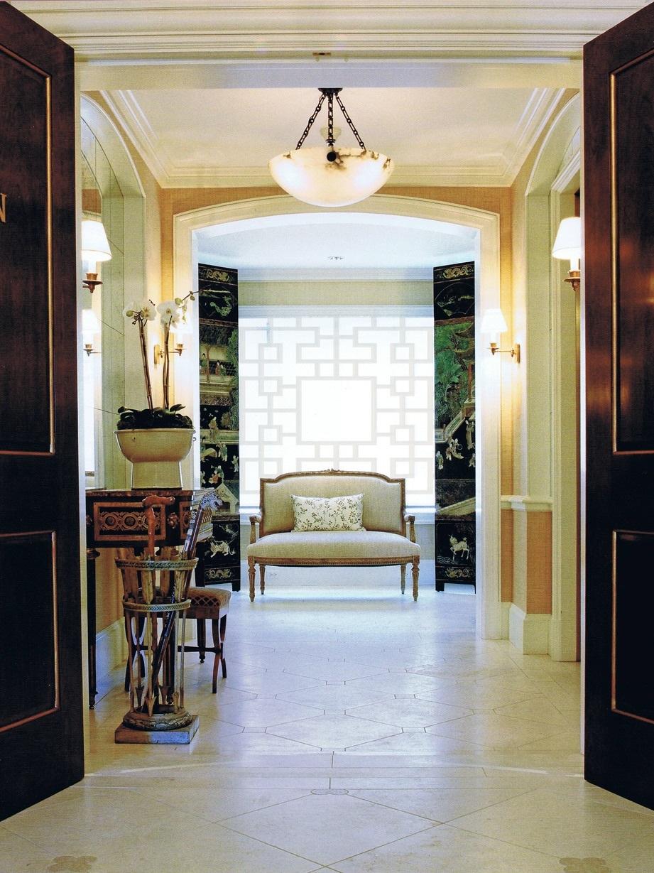 Elegant Homes - Inner elegance in urban environments.