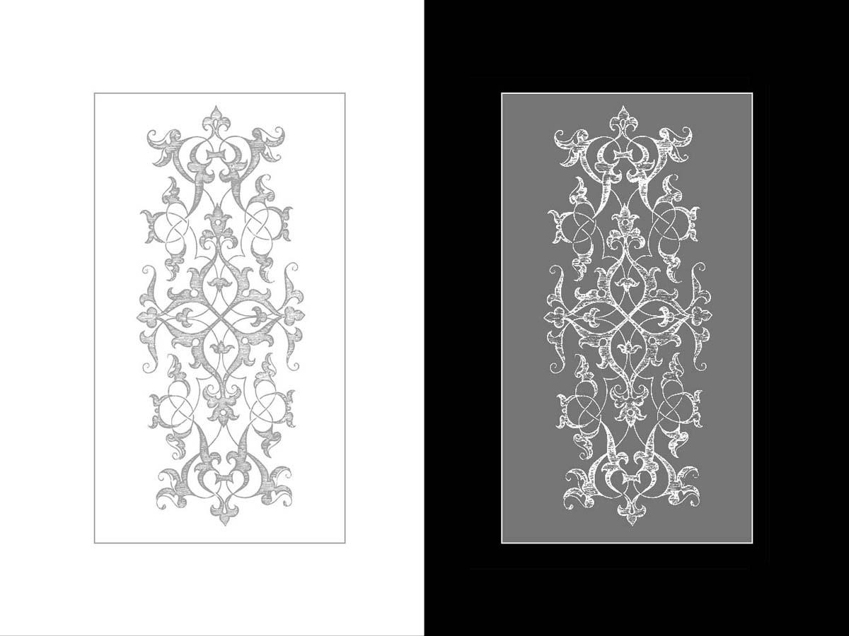 Arabesque Embroidery