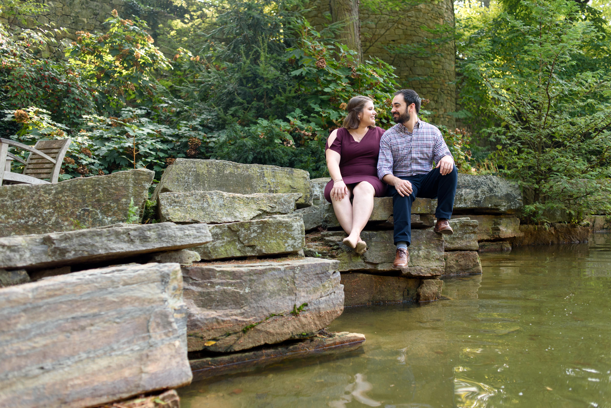 longwood-gardens-pa-engagement-photography