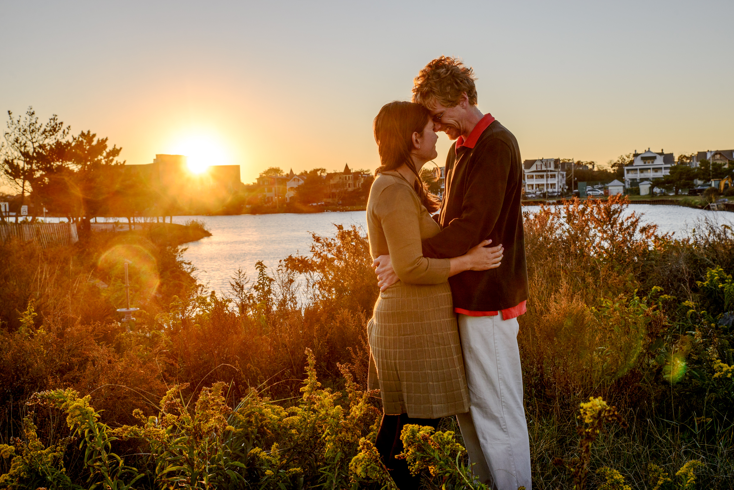 ocean-grove-engagement-session