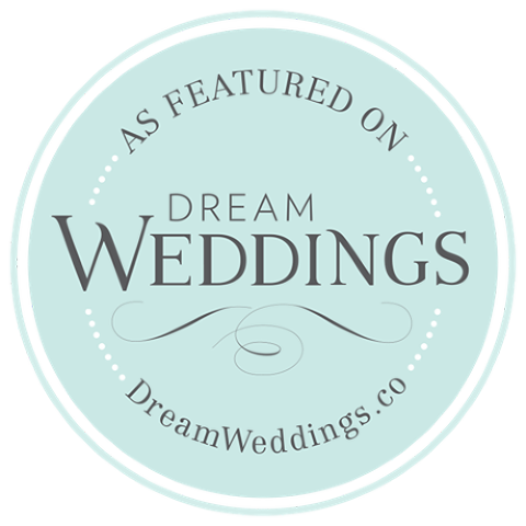 Michelle Lynn Weddings featured on Dream Weddings