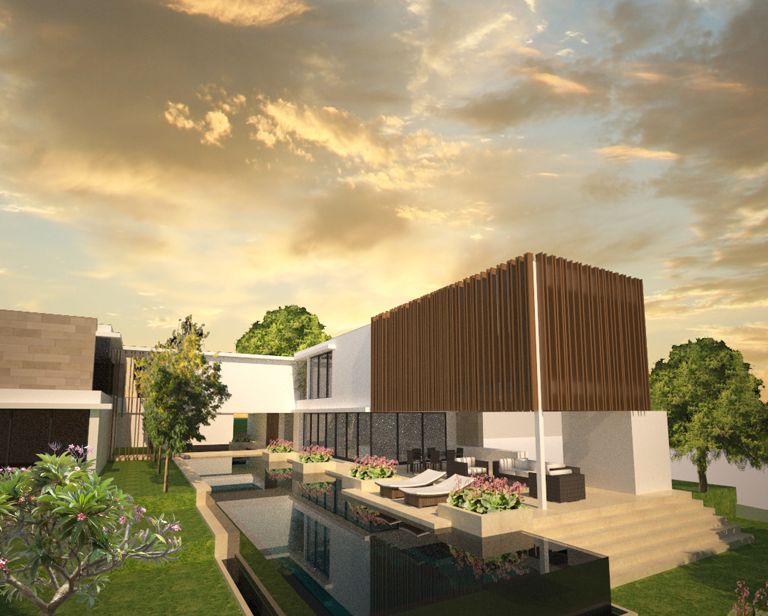 VILLA SERENITY, NUSAJAYA, JOHOR - in progress