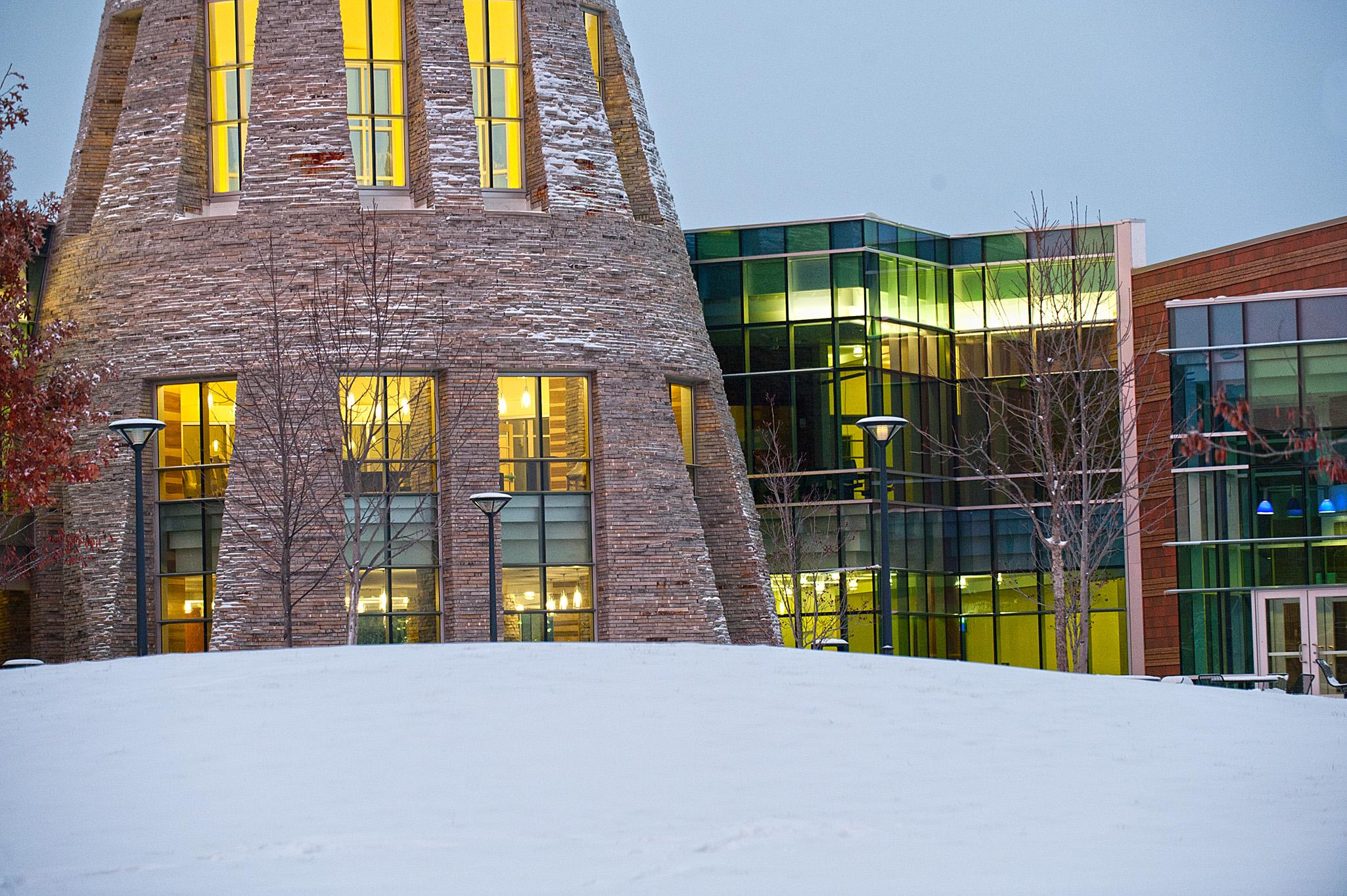 University of Southern Indiana University Center