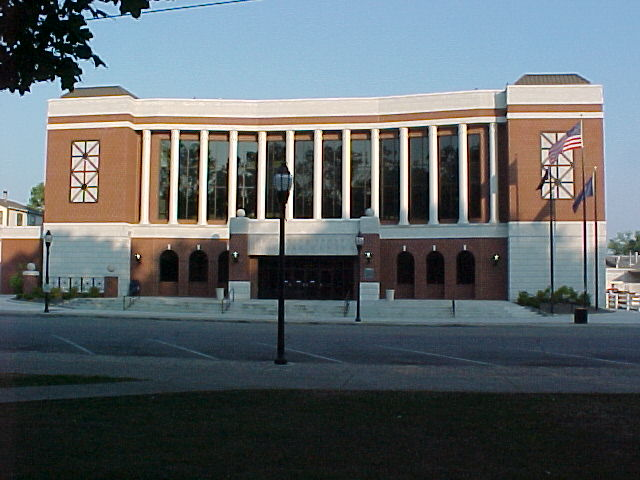 Henderson County, Kentucky Judicial Center