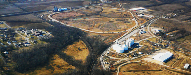 Gibson County Coal - Rail Load Out Facility