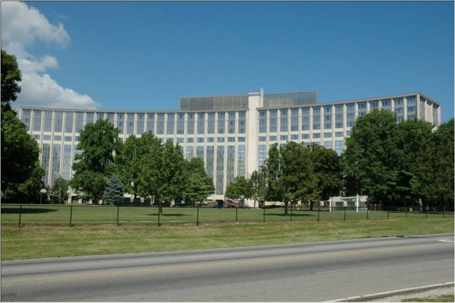 Indiana University Tulip Tree Apartments