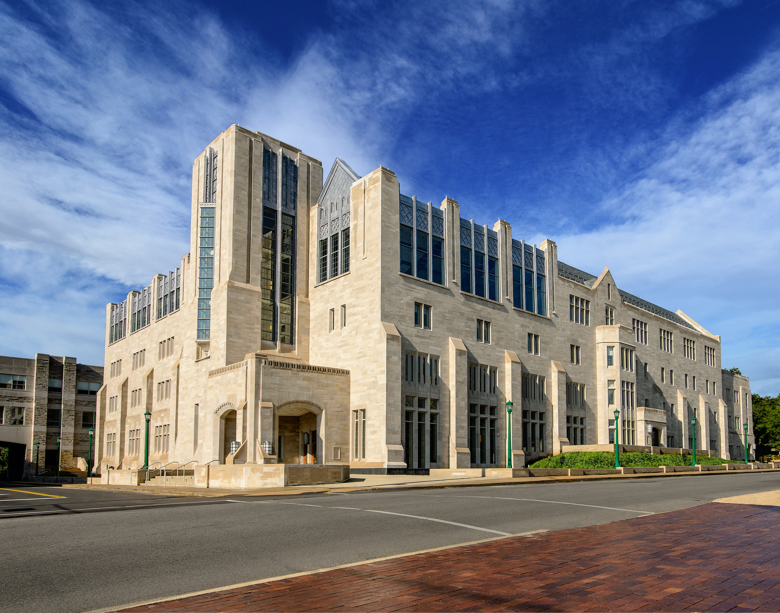 Indiana University Kelley School of Business - Hodge Hall