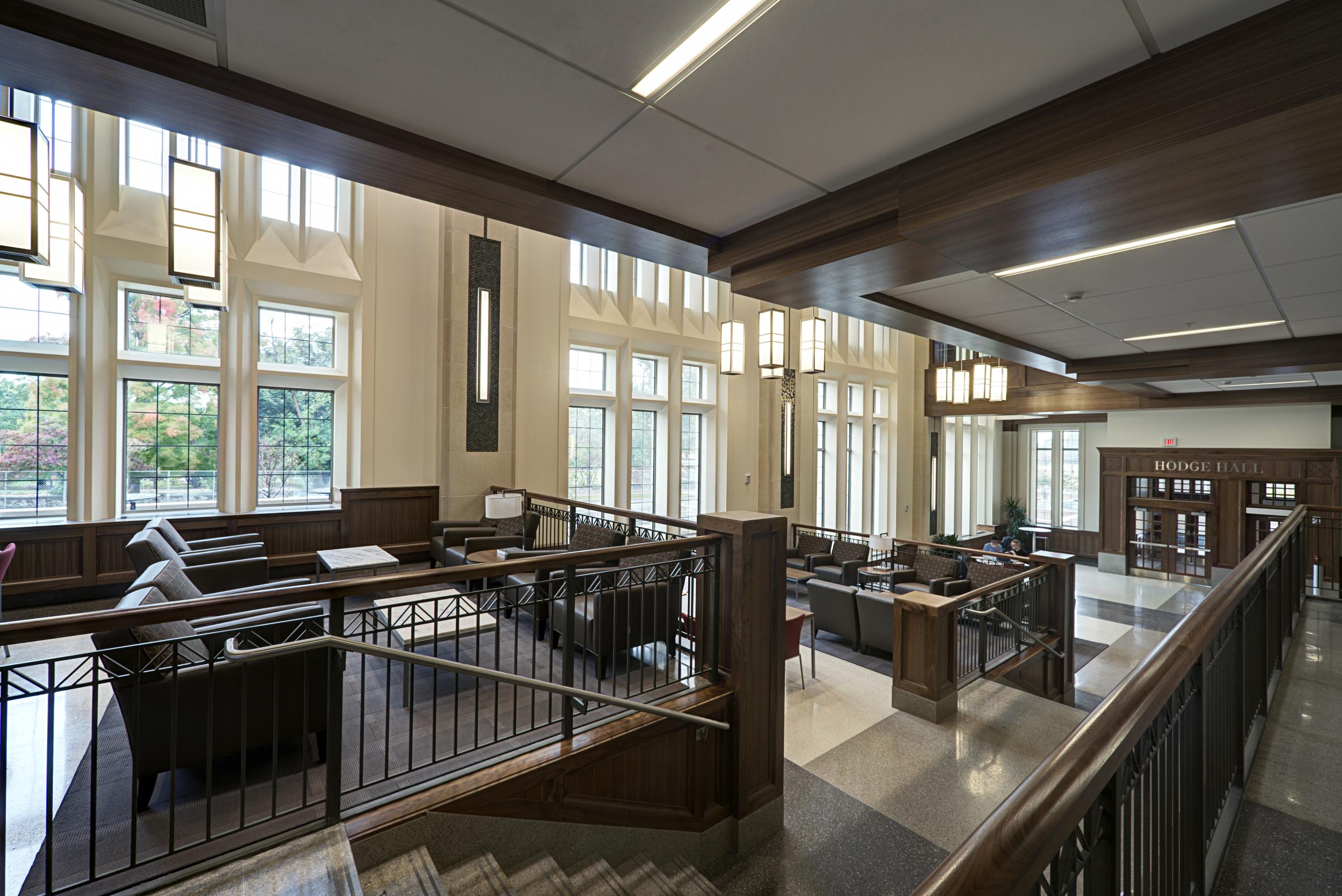 Indiana University - Hodge Hall