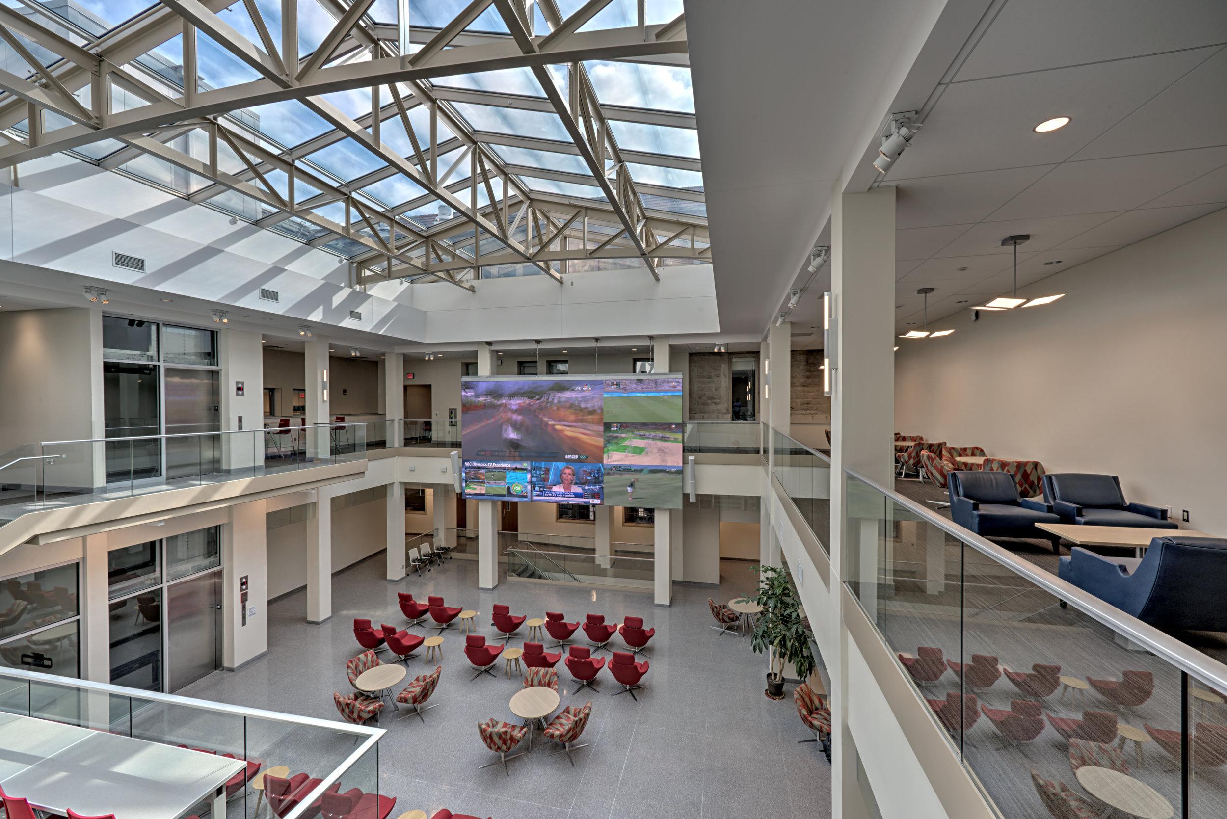 Indiana University - Franklin Hall