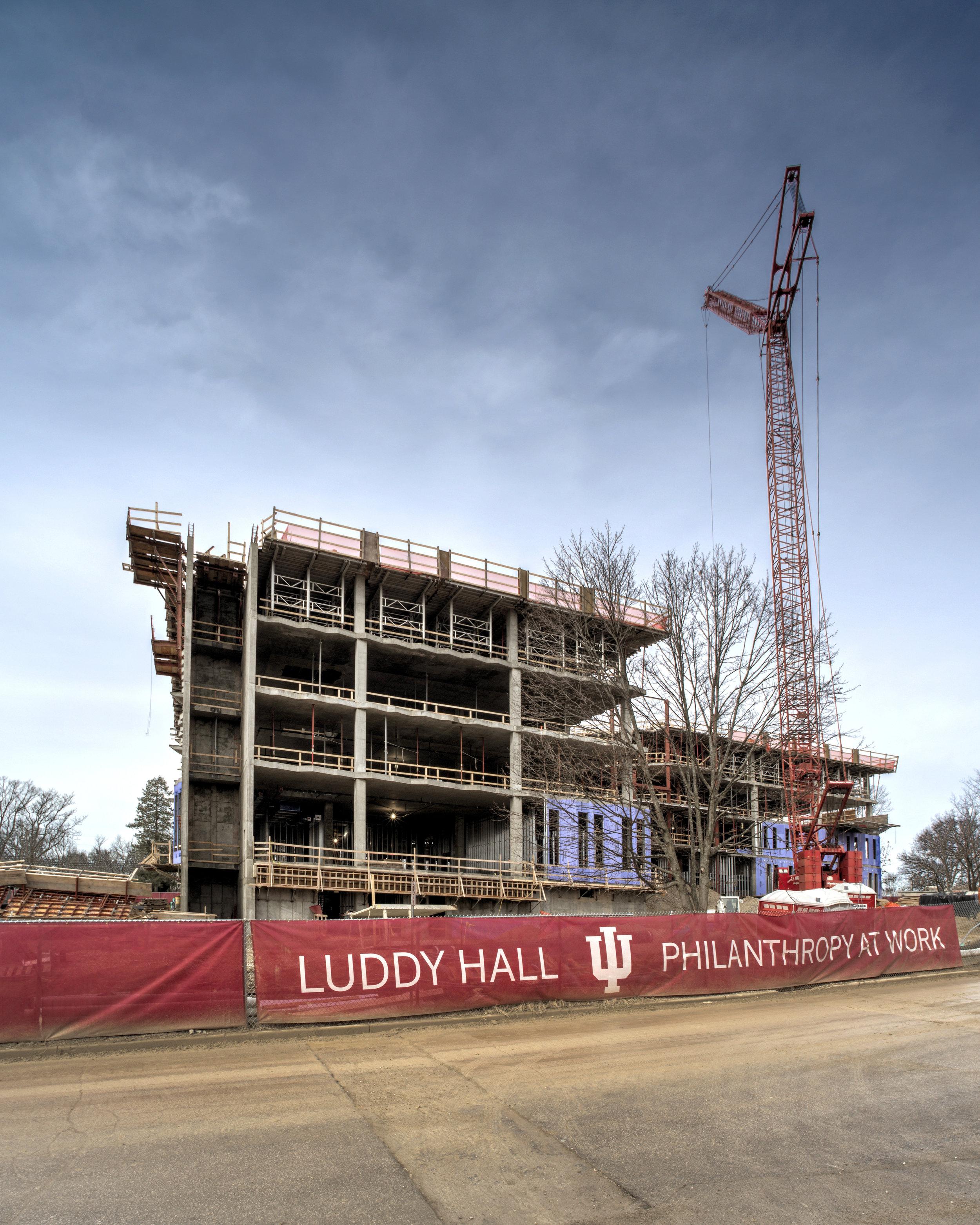 Luddy Hall, Indiana University
