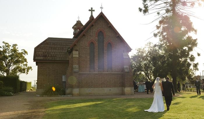 Narellan wedding Chapel Sydney non denominational