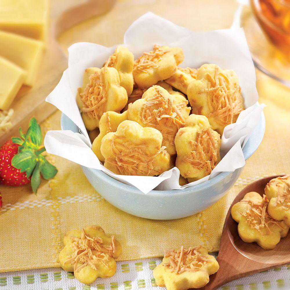 Cheddar Cheese bisq