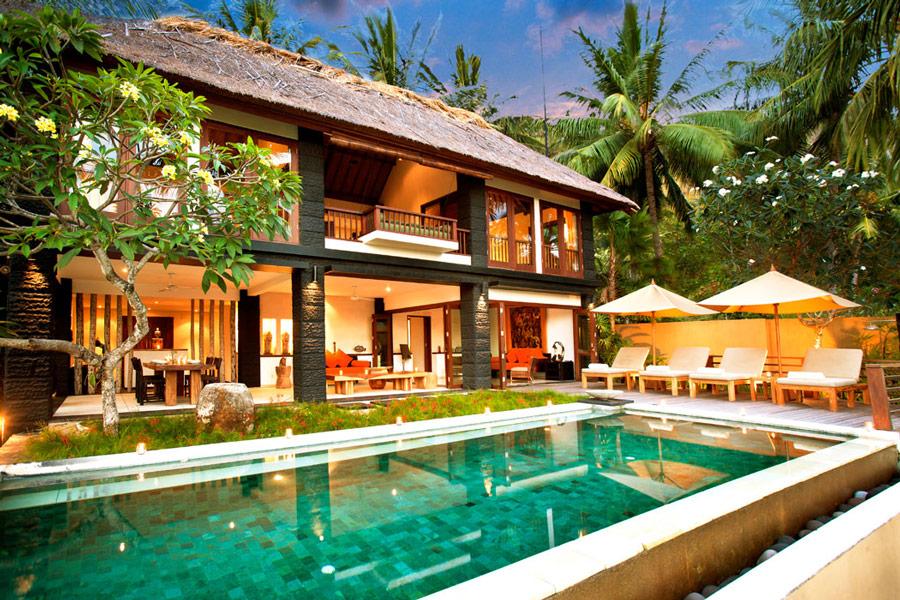 Qunci Villa