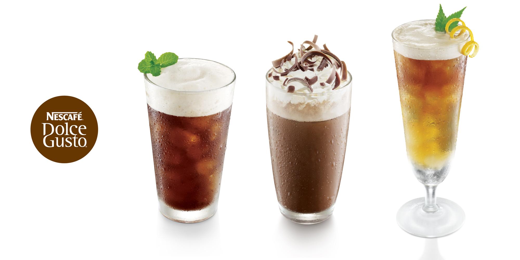 Nescafe Dolce Gusto Mix Recipe