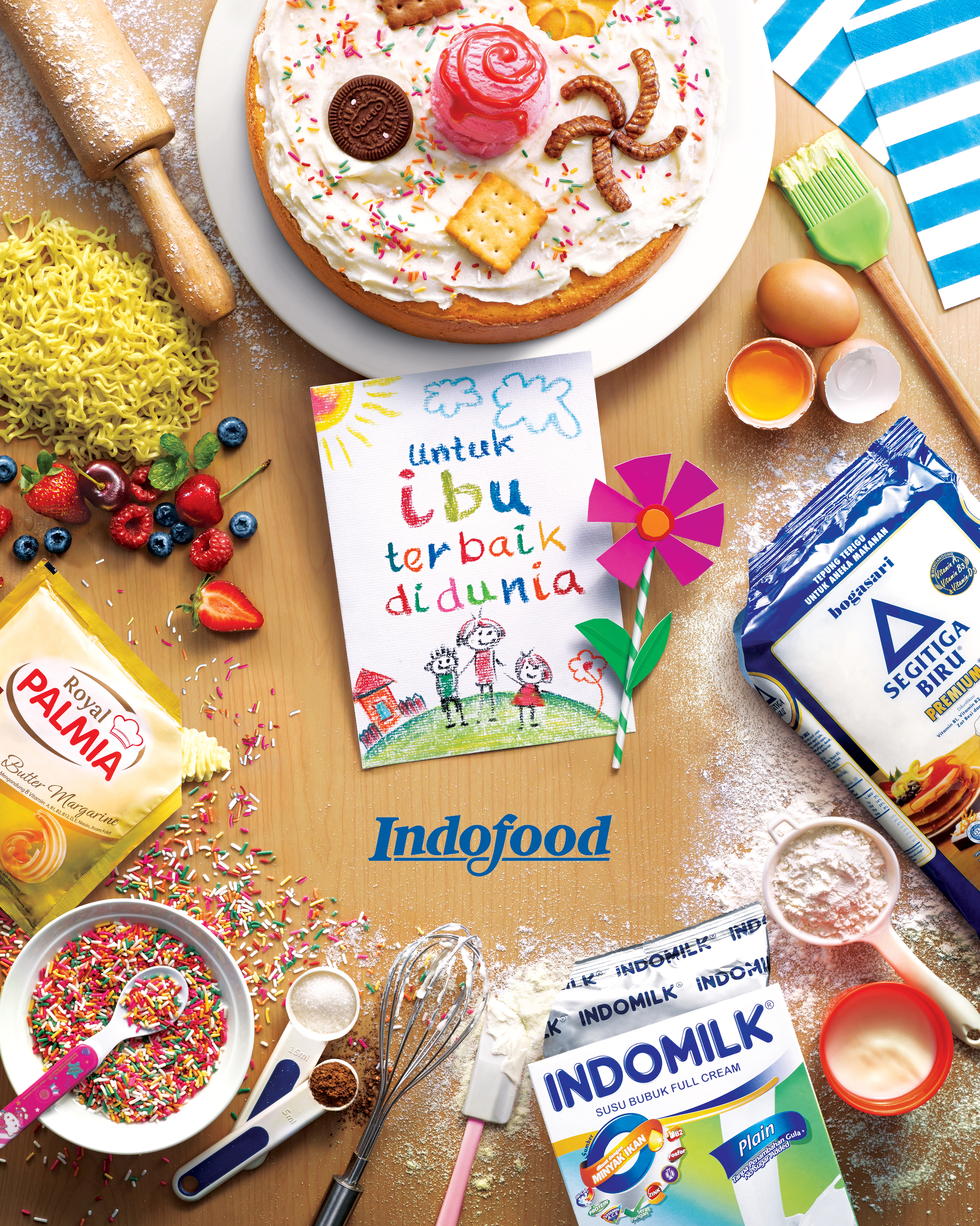 Indofood Mother's Day