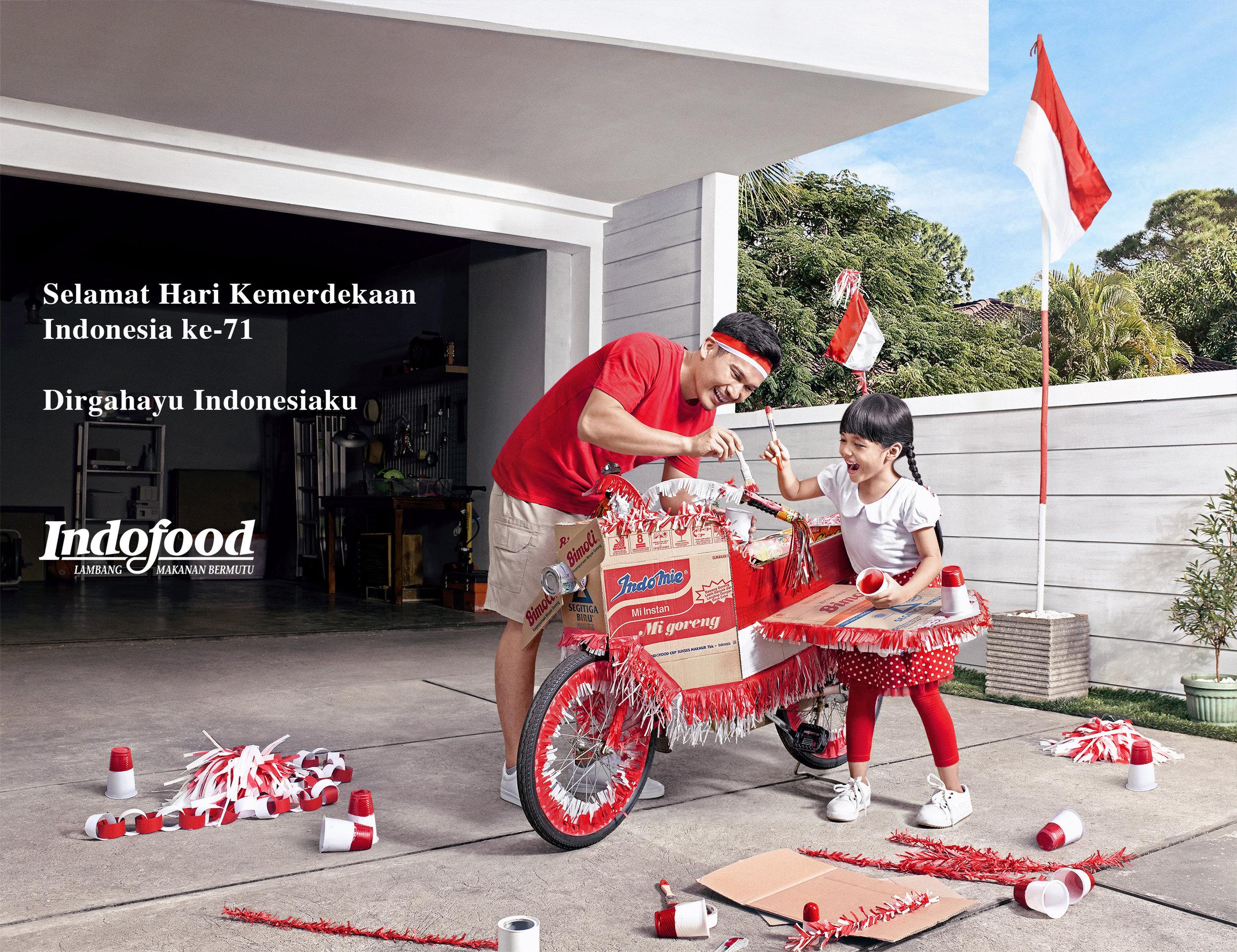 Indofood 17 Agustus-an