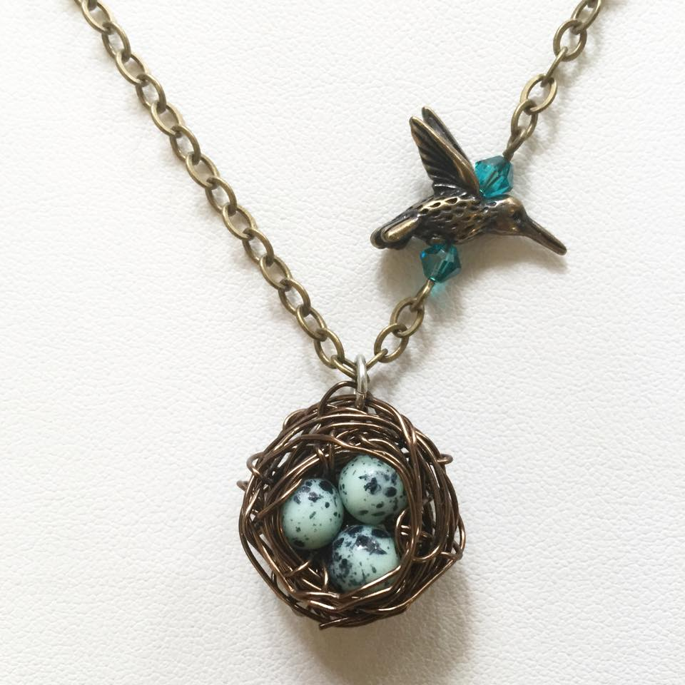 BIRDS NEST PENDANT at 2:30pm ONLY $7.50 per person!