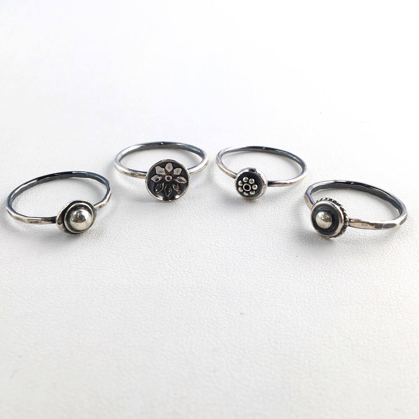 CHARMING RINGS    October 28, Friday 6:00pm-8:30pm    November 18, Friday 6:00pm-8:30pm    January 14, Saturday 11:00pm-1:30pm