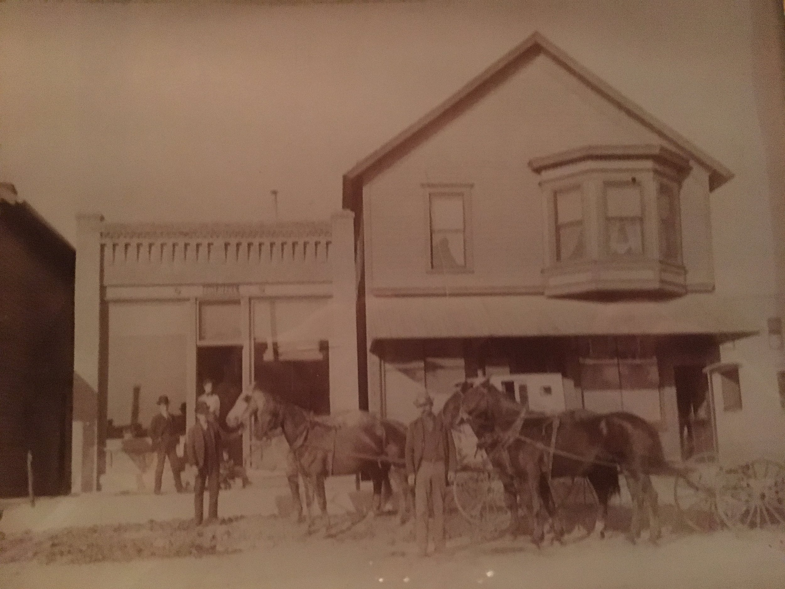 Grant Park Post office 1906