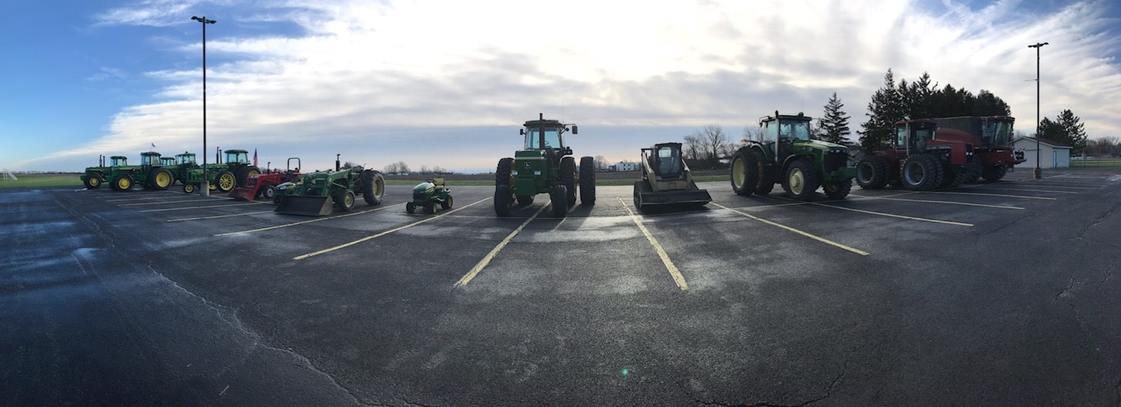 "DRIVE YOUR TRACTOR TO SCHOOL - ""THE GP WAY"""
