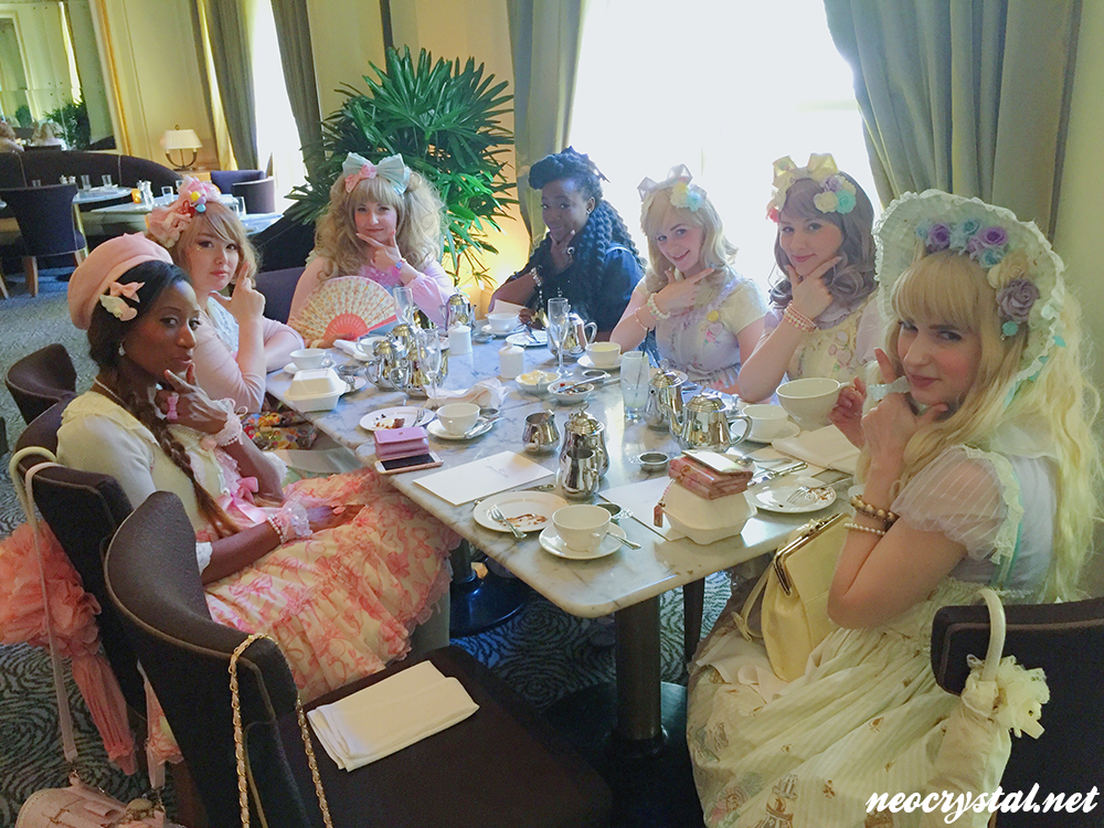 angelic pretty lolita fashion in portland