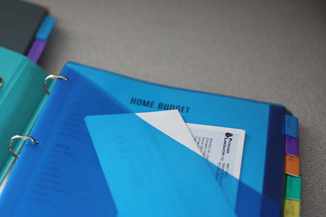 Pocket Folders for Paper Organization - No More Paper Clutter
