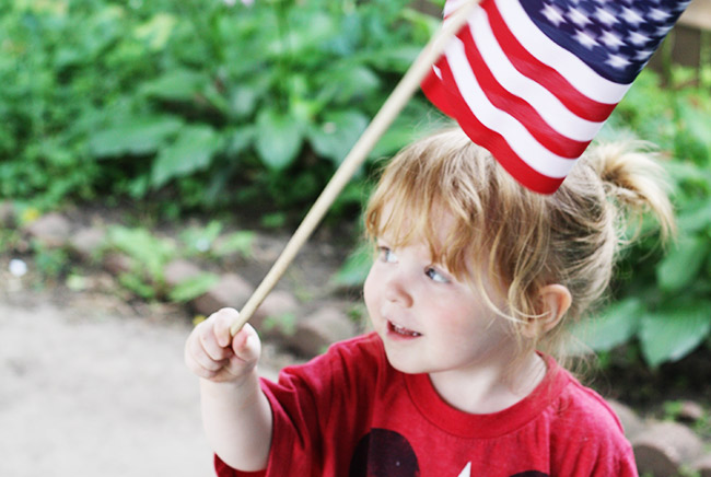 Keep Kids Busy Before Firework Shows Start