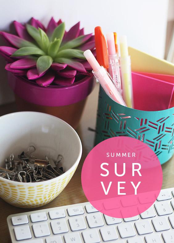 summer survey