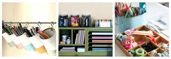 Office Supplies Storage