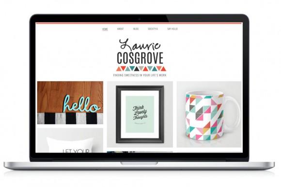 Laurie Cosgrove Website
