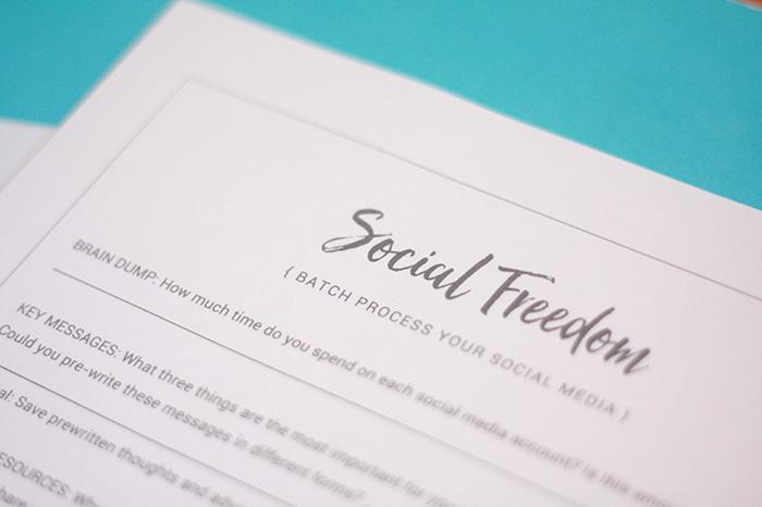 Batch Your Social Media Content