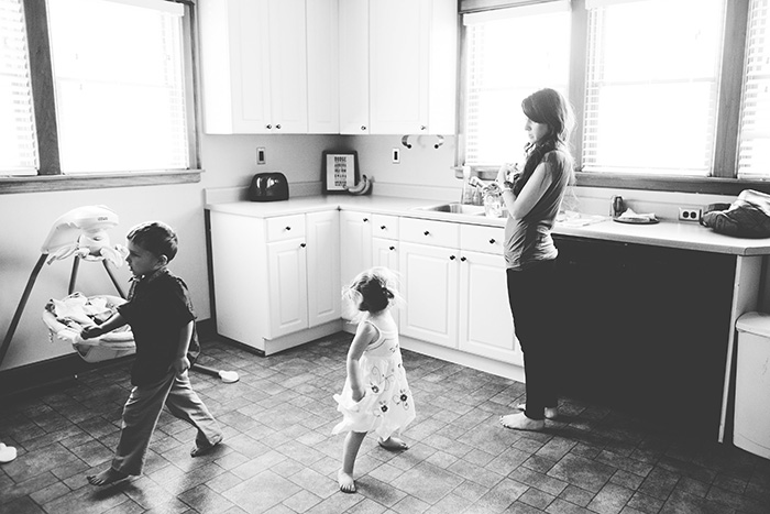 Create a steady, not stressful, cleaning plan