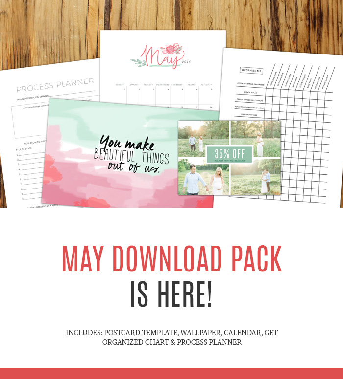 May 2016 Free Download Pack