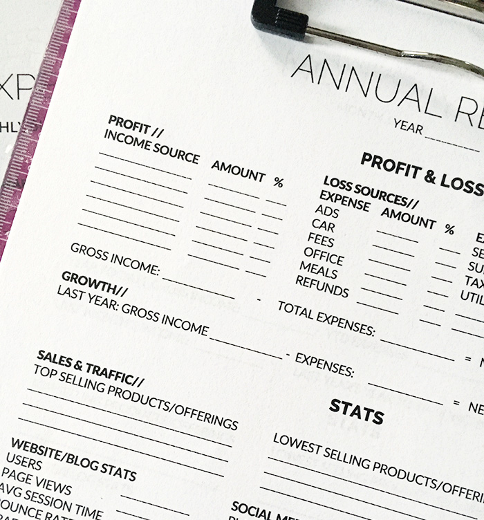 How To Track Your Progress & Numbers With Reports