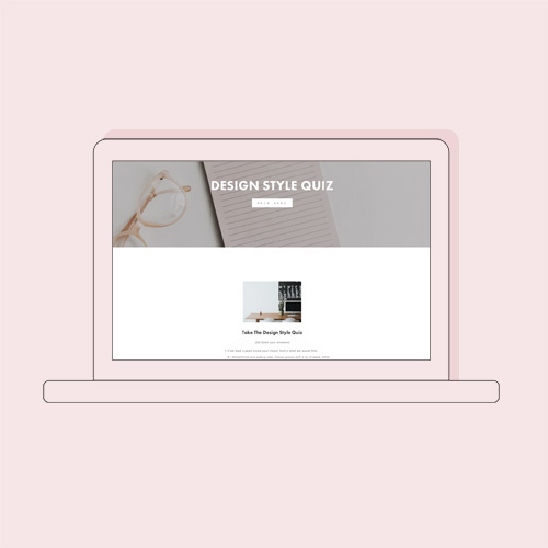 Photoshop Template Membership - All Access Templates. Get the entire Laurie Cosgrove Design Shop
