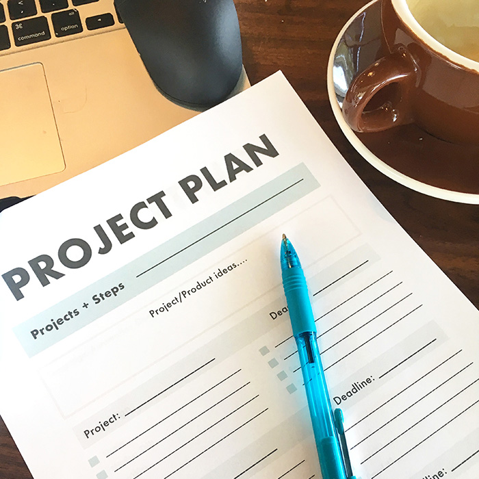 How to have a business retreat - project planning