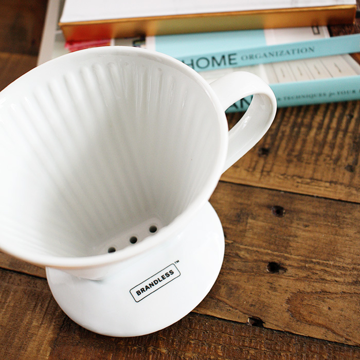 Brandless slow pour coffee mug - April favorite finds