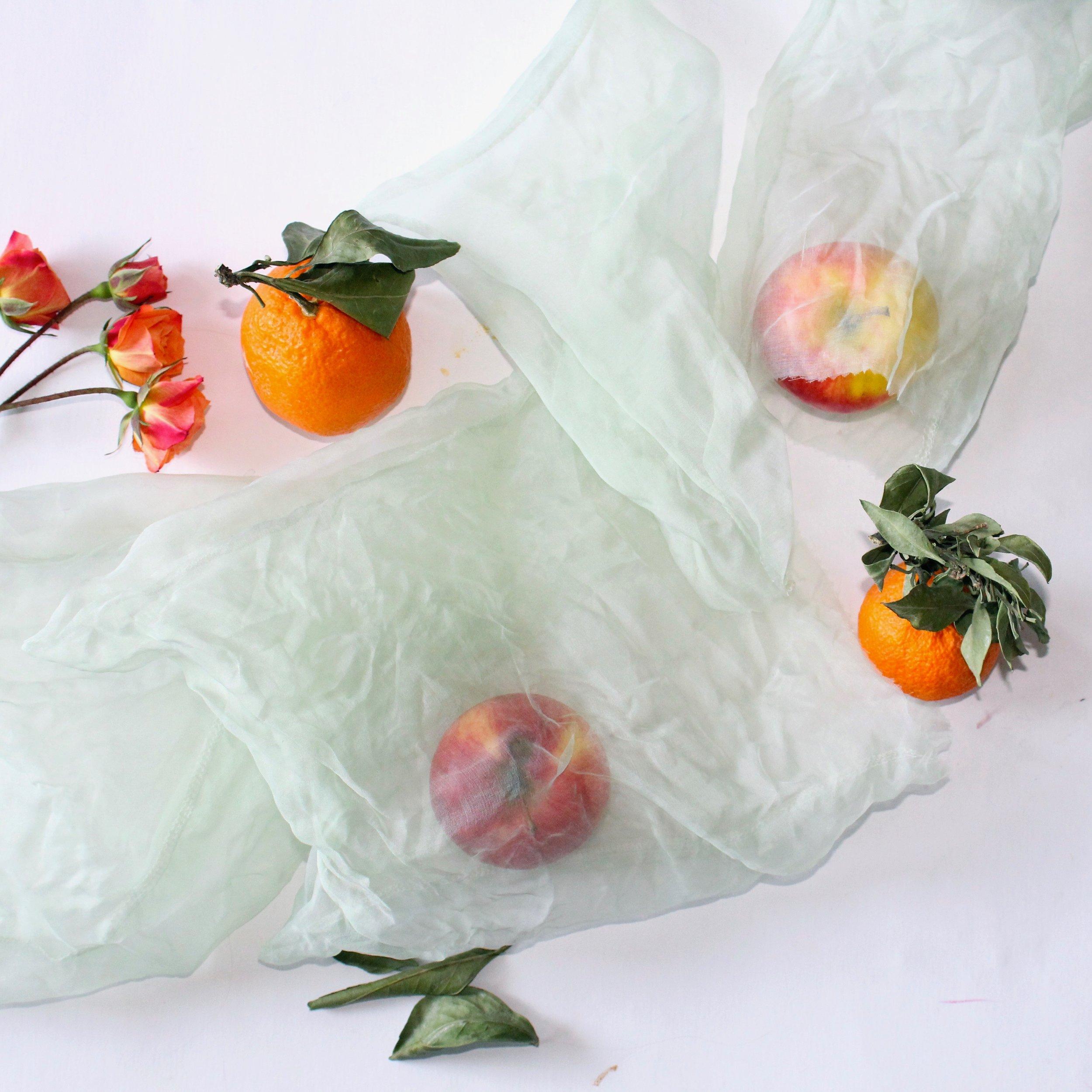 Silk Produce Bags -