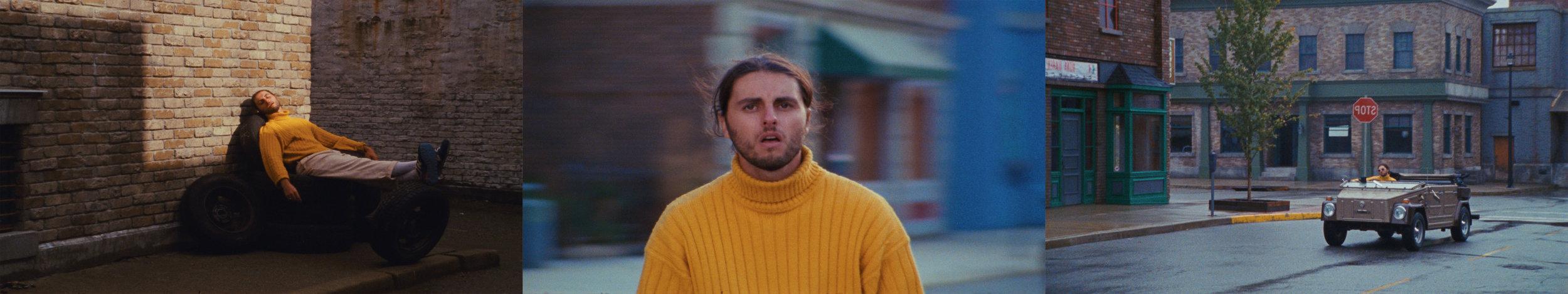 Music Video  'Old Man Canyon' - Run Away