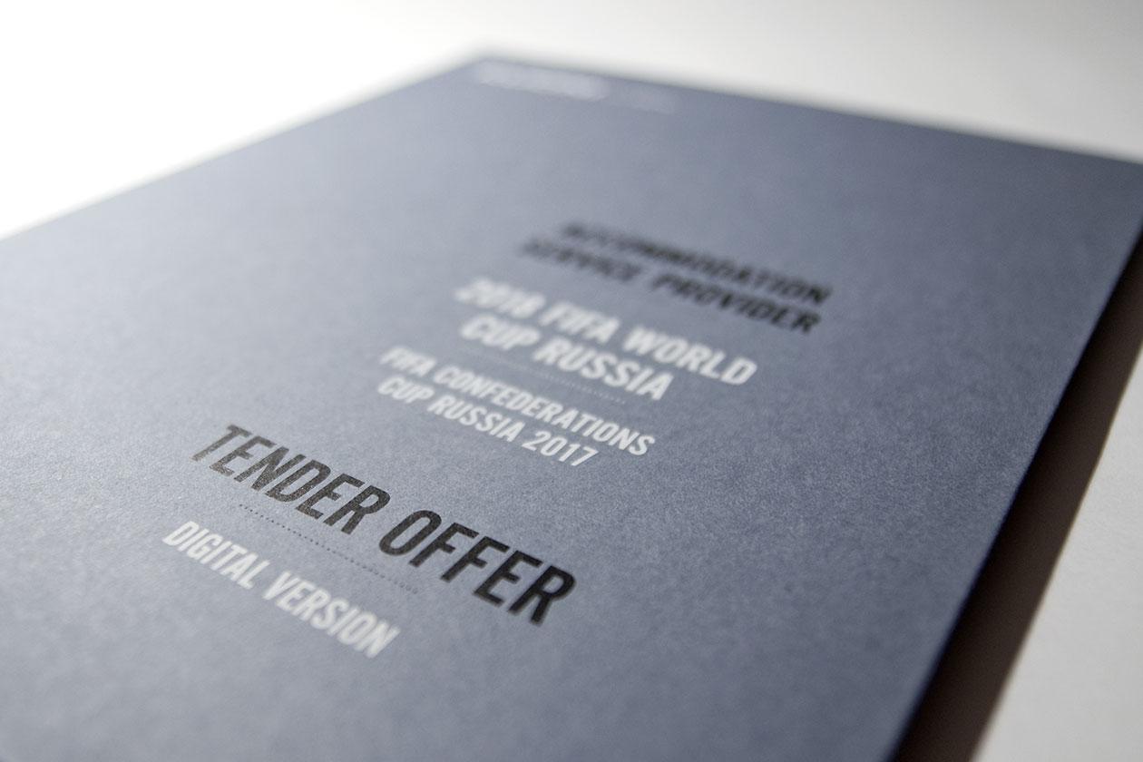 FIFA Tender Offer. Digital Version.