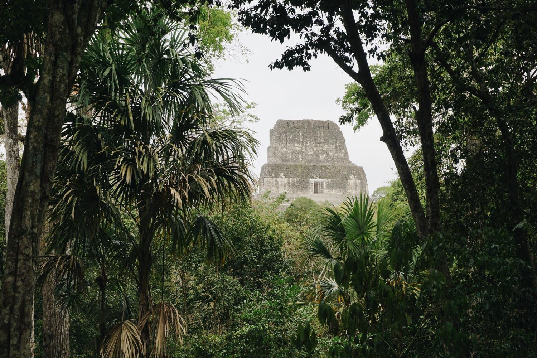 Tikal: Tempel IV.