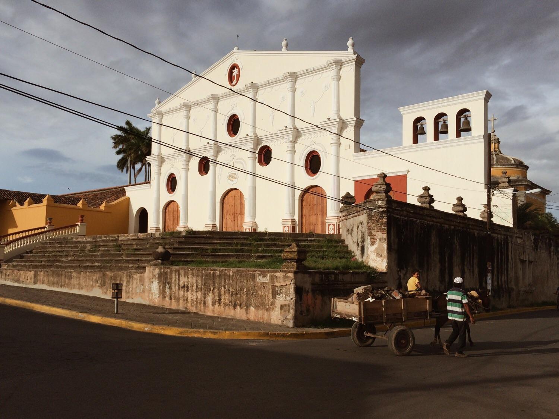 Iglesia San Francisco, Granada.