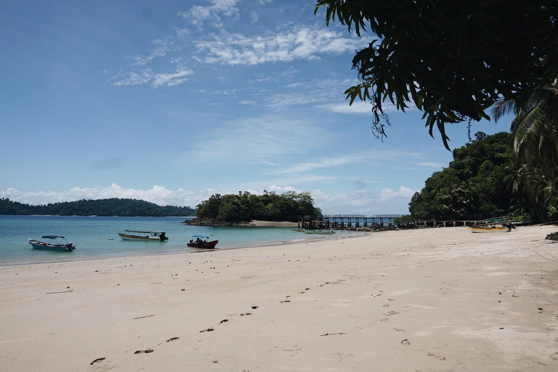 Die Isla Coiba.